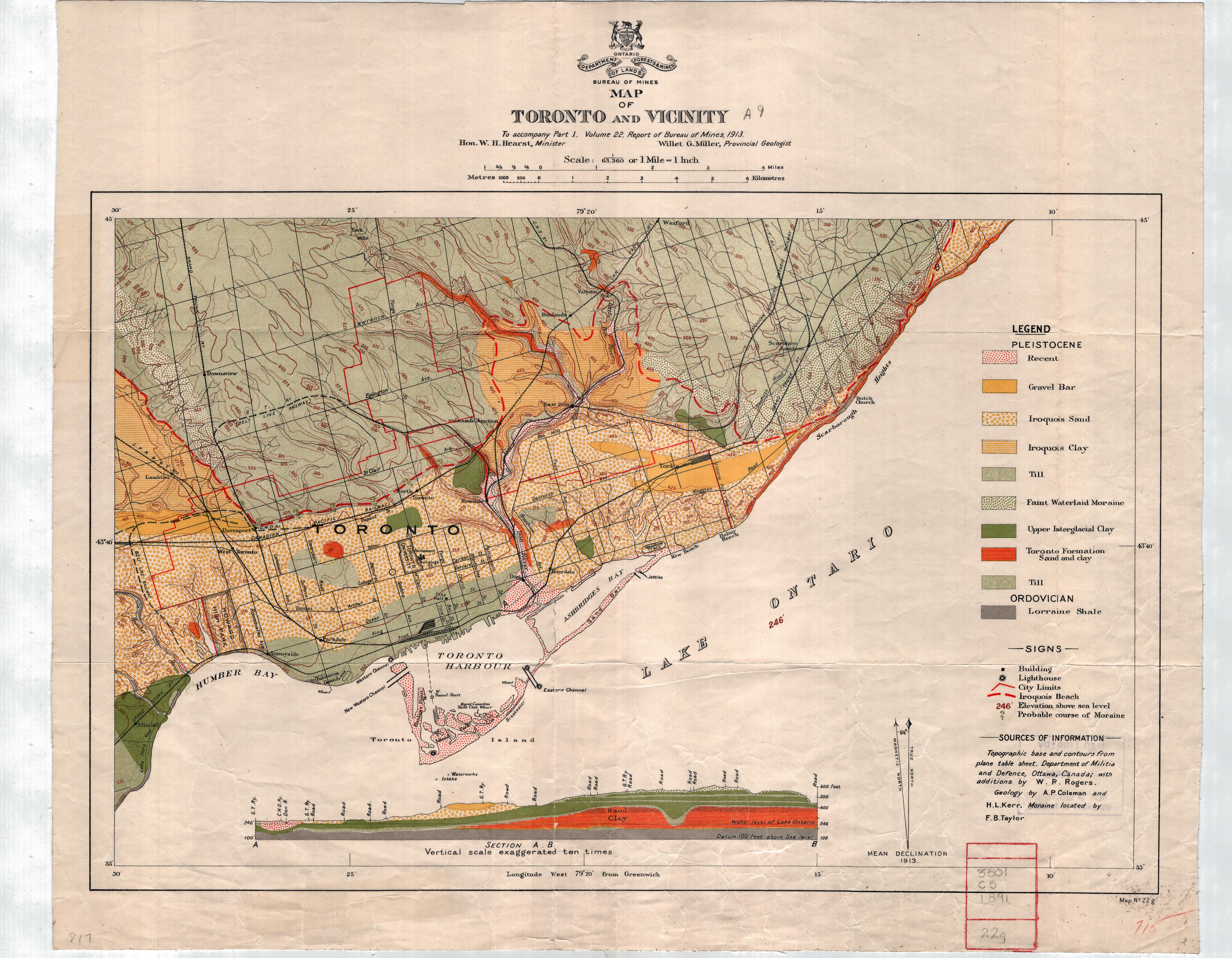 File map of toronto soil types wikimedia commons for Kinds of soil wikipedia