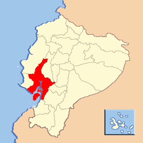 wiki provincia guayas
