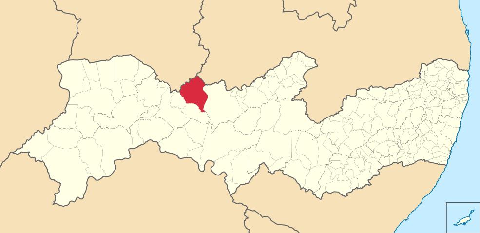 belmonte mapa File:Mapa de São José do Belmonte (2).png   Wikimedia Commons belmonte mapa