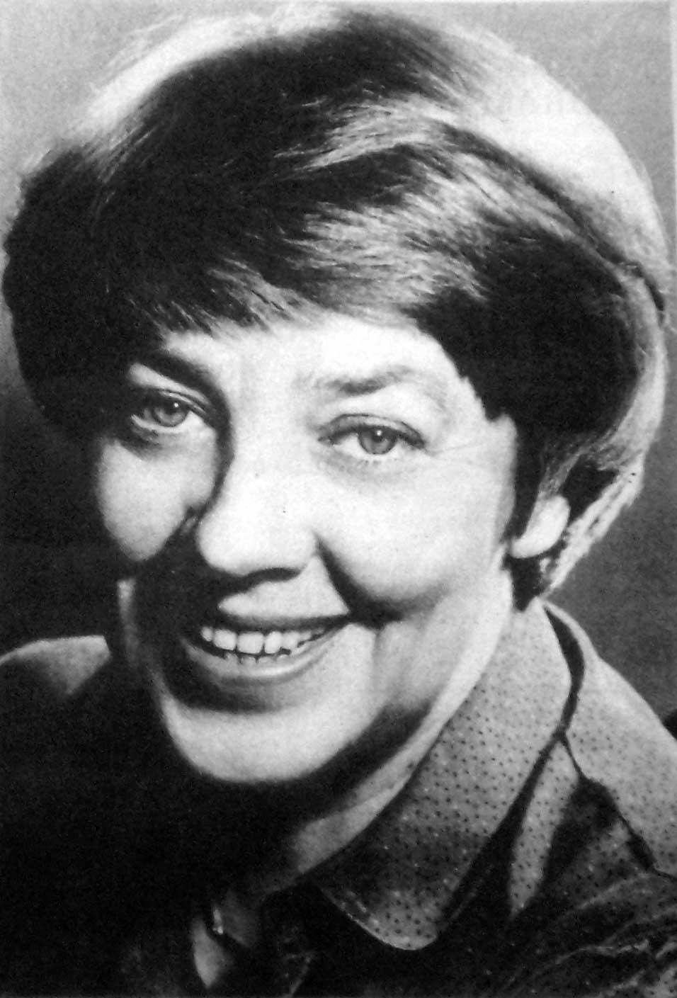 Mara Elena Walsh