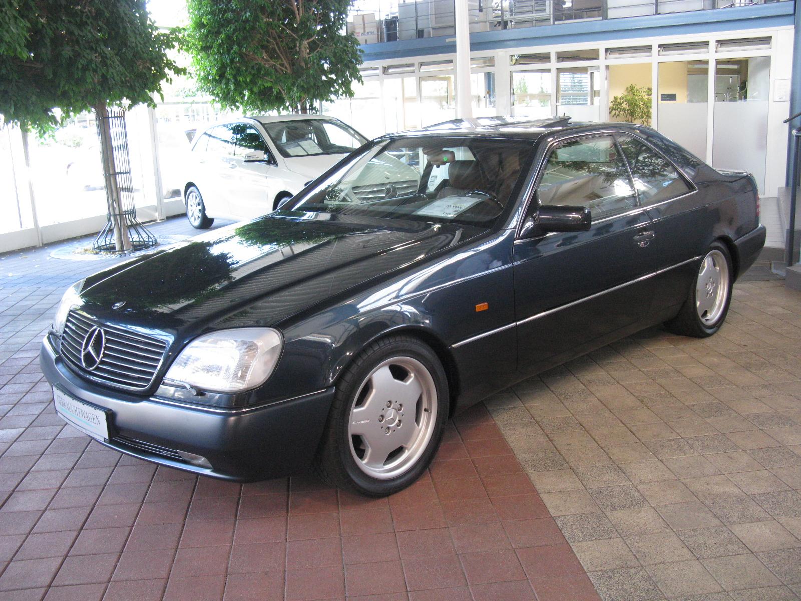 Файл Mercedes Benz S420 Coup 233 C140 9972302303 Jpg