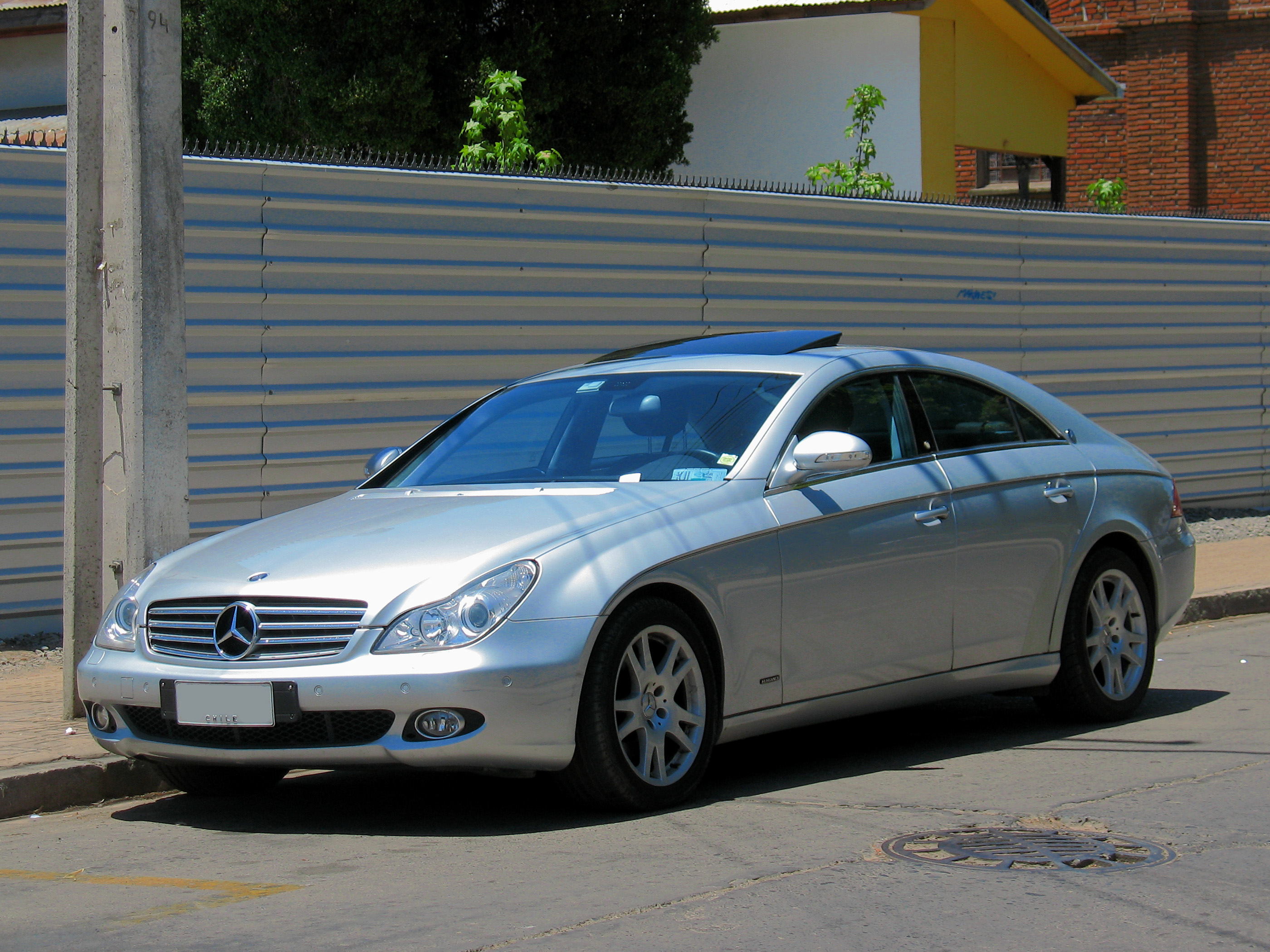 Mercedes benz 350 cls 2006 best auto galerie for Mercedes benz 350 c