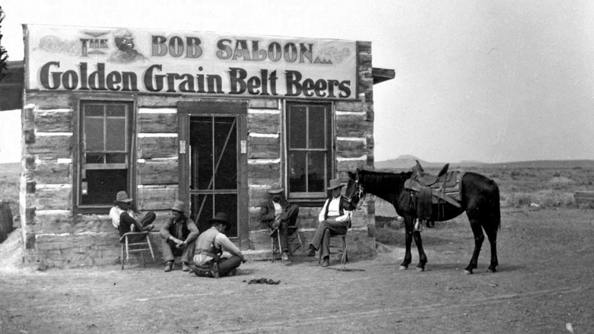 File Miles City Cowboys Saloon 1880 Jpg Wikimedia Commons