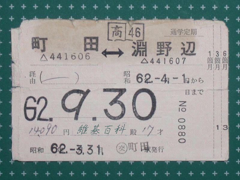 阪神 電車 定期