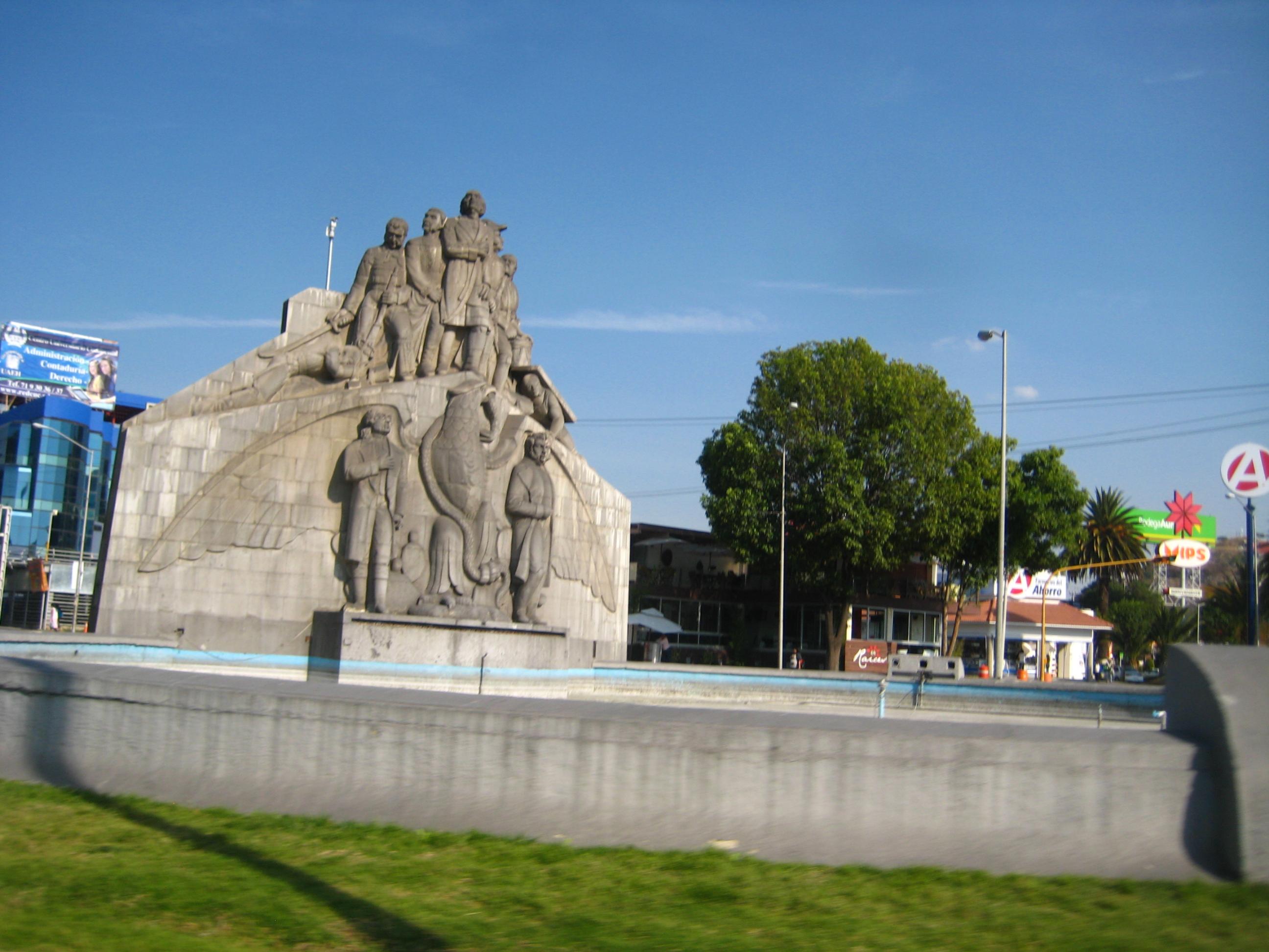 Archivo Monumento A Los Insurgentes Pachuca Jpg Wikipedia La  # Muebles Pachuca