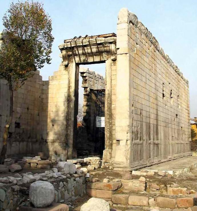 Monumentum ancyranum wikipedia - Res gestae divi augusti ...