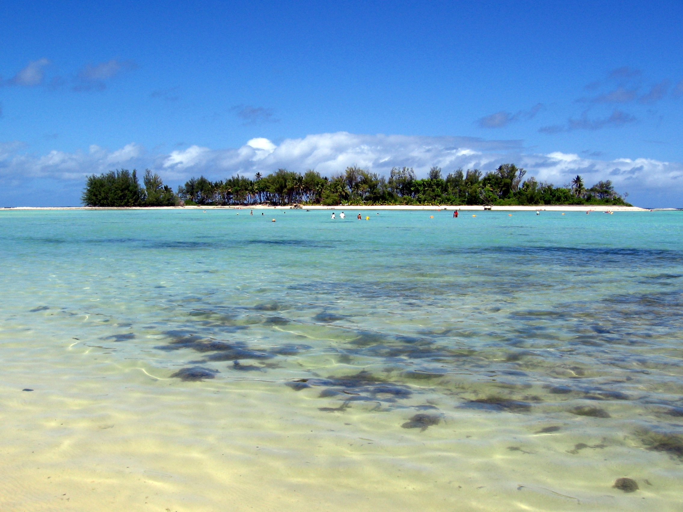 File Muri Beach Rarotonga Cook Islands Jpg