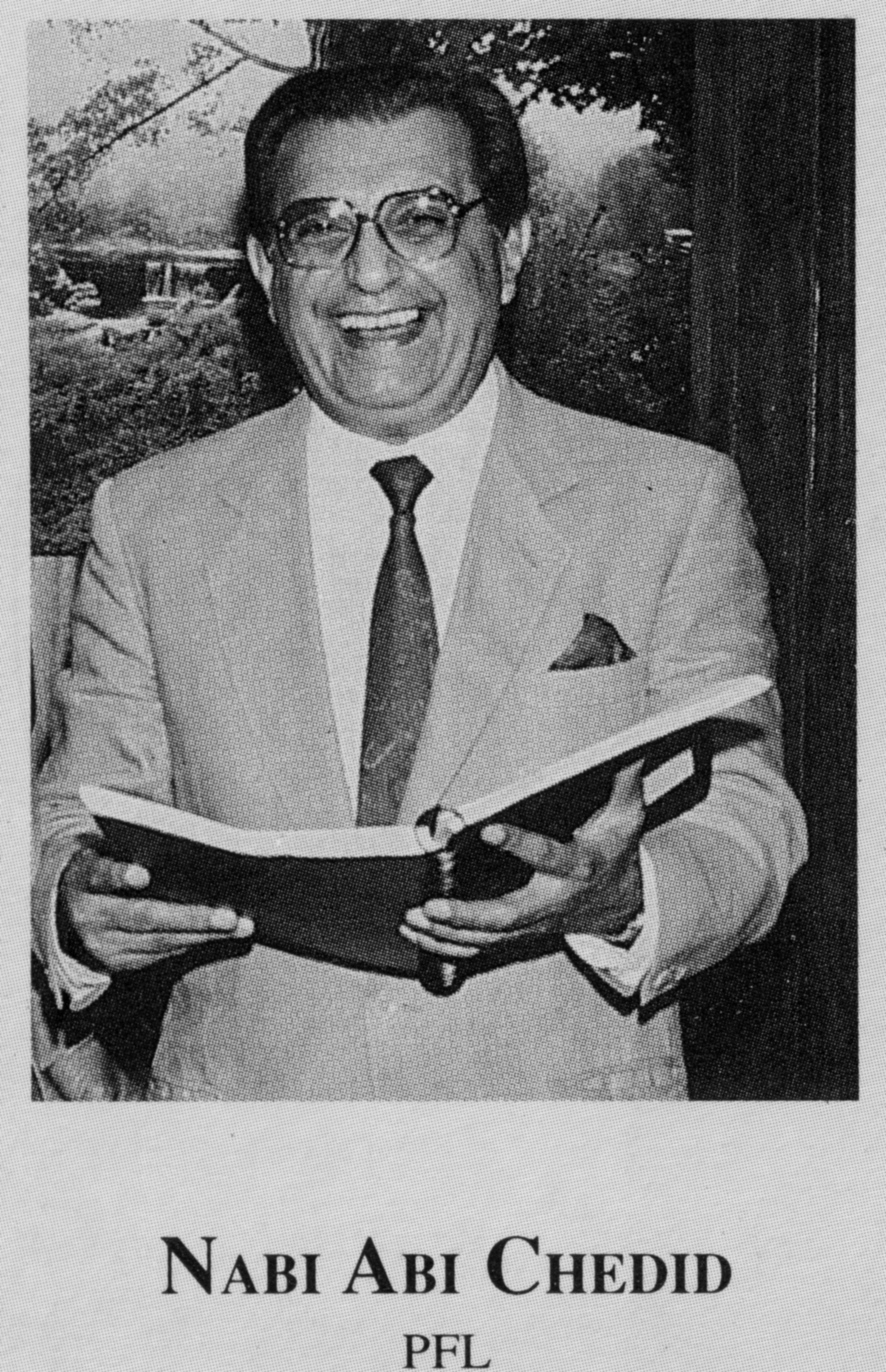 Nabi Abi Chedid – Wikipédia, a enciclopédia livre