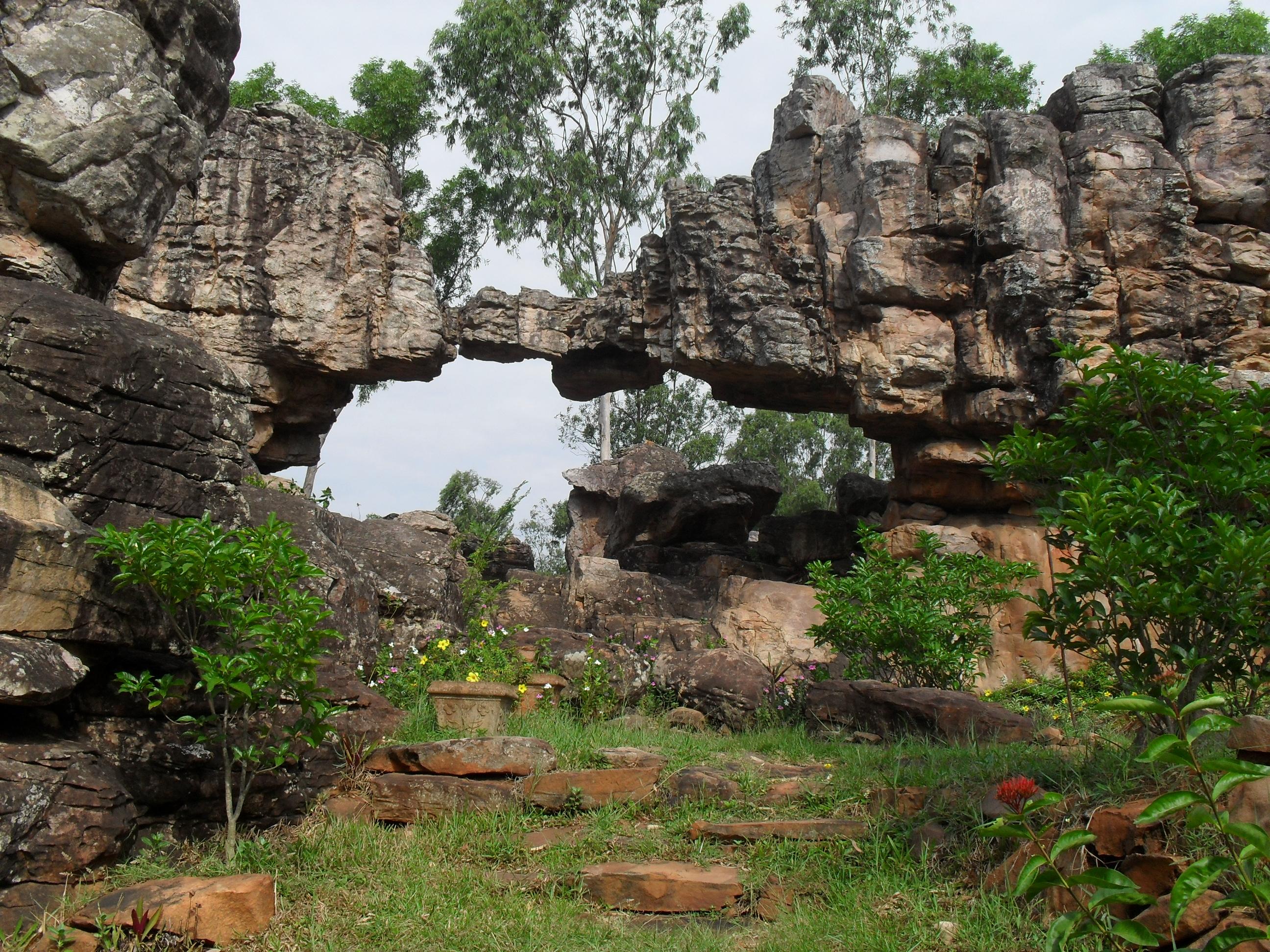 Natural Bridge Zoological Park