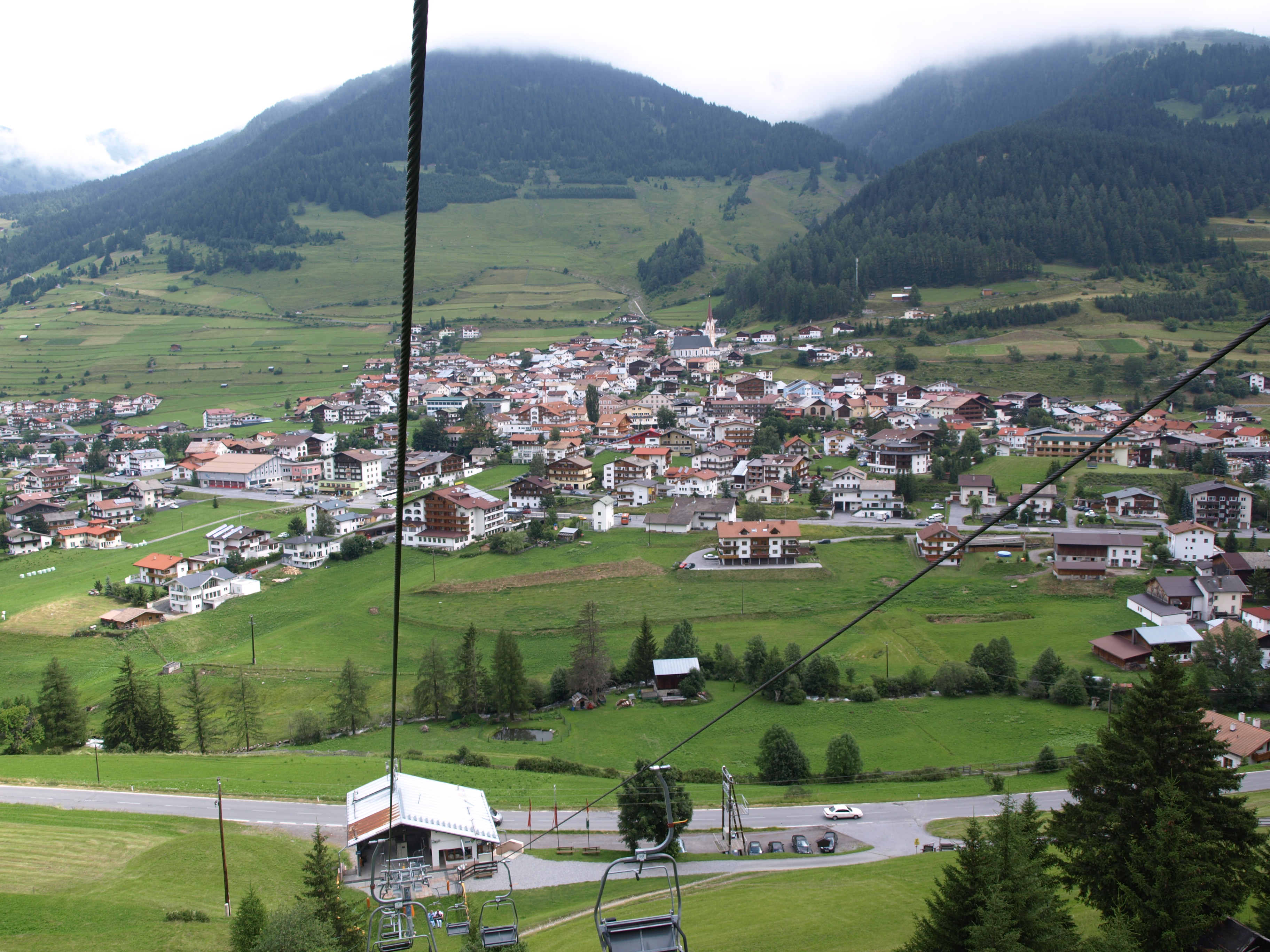 Nauders Austria  city photos : Description Nauders 2