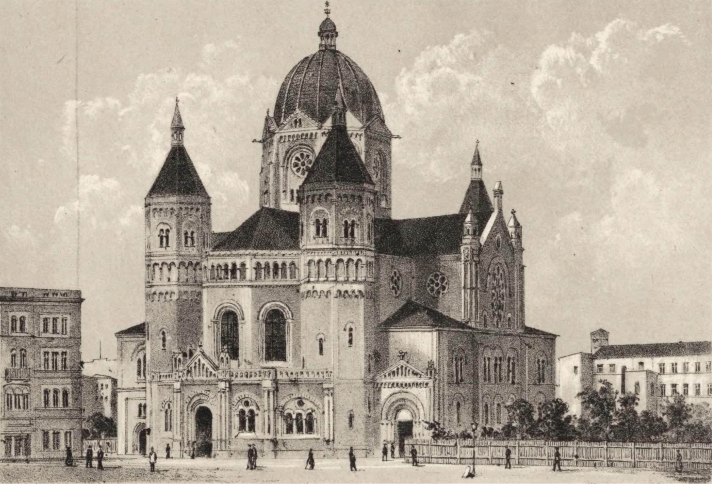 https://upload.wikimedia.org/wikipedia/commons/9/9c/Neue_Synagoge_in_Breslau.jpg