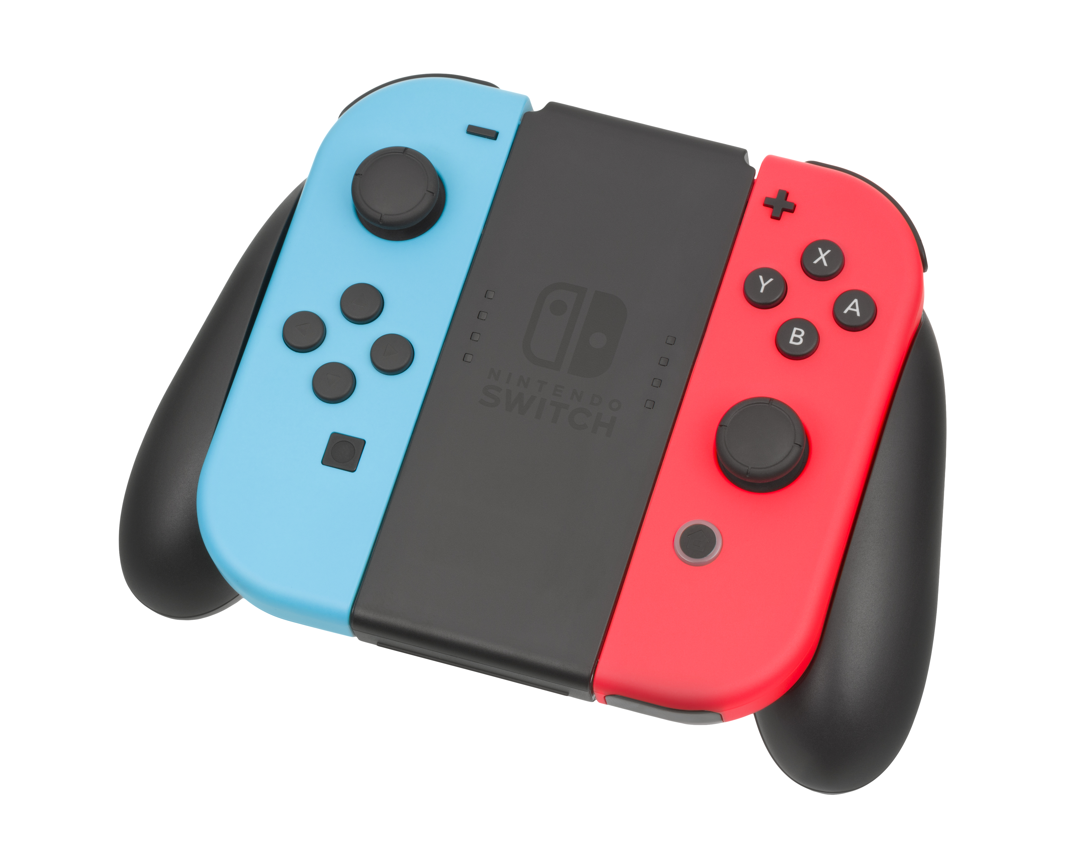 Nintendo Switch Wikipedia By A Pull Chain Or In Some Newer Fans Wireless Remote The Neon Red And Blue Joy Con Attached To Grip Controller Comes With