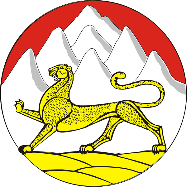 Coat of arms of North Ossetia-Alania