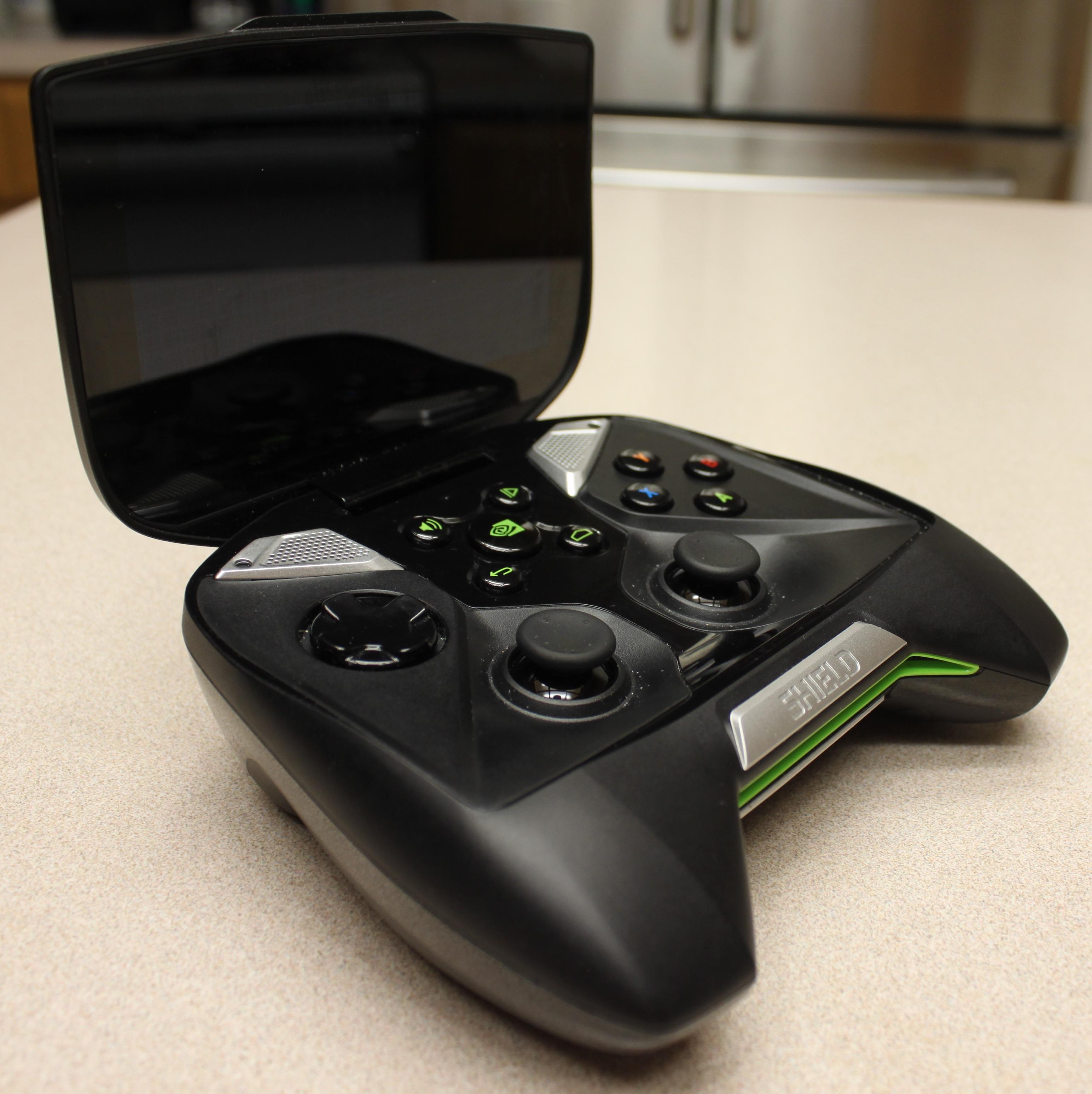 Consolle Nvidia Shield.Shield Portable Wikipedia