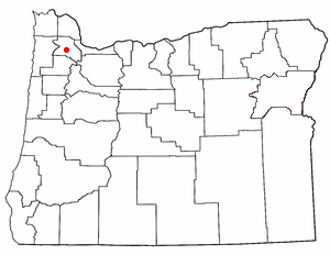 Loko di Forest Grove, Oregon
