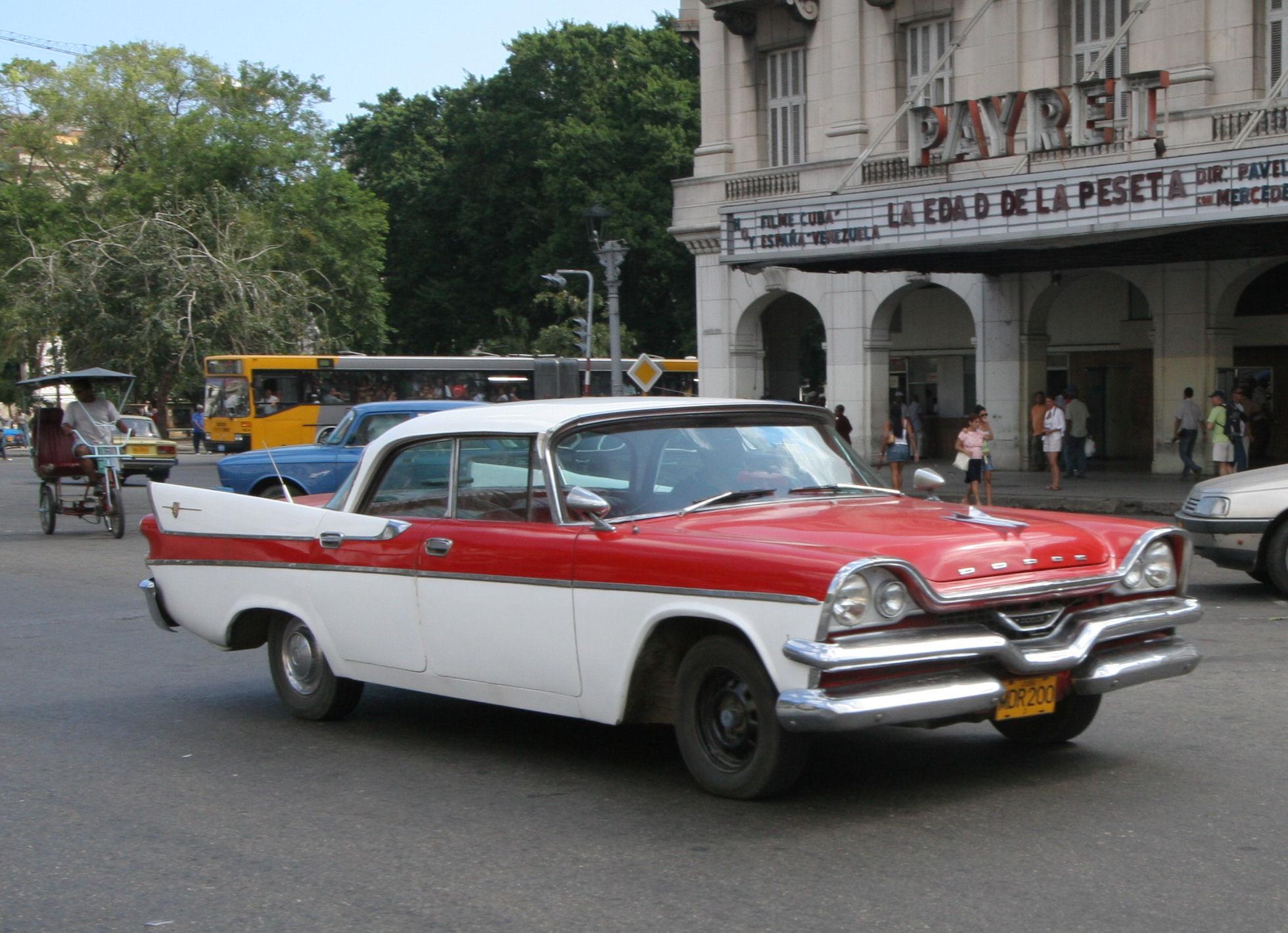 Old Car Tour Miami