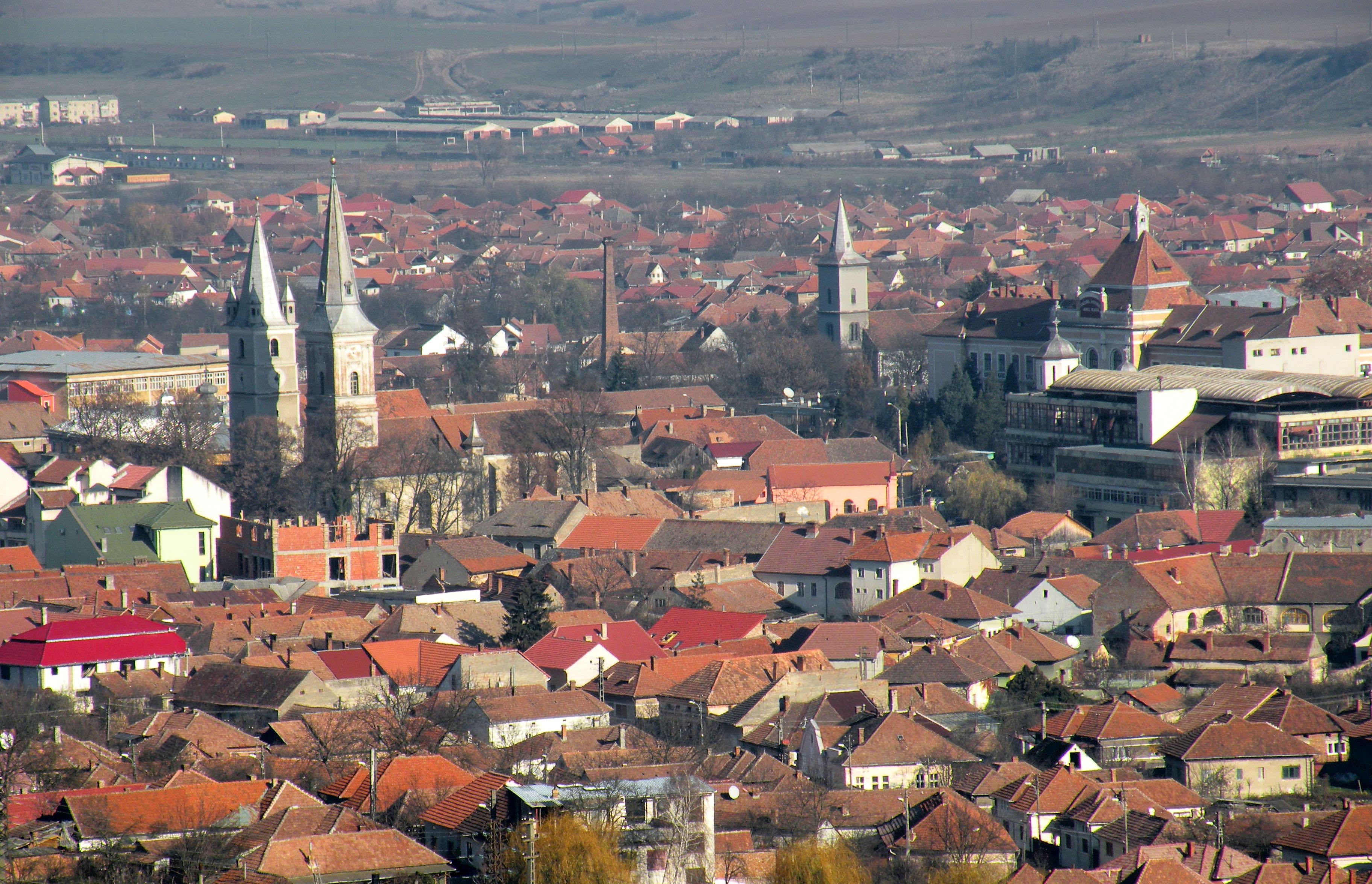Orastie city - Hunedoara County private car tour | Romanian adventure theme park