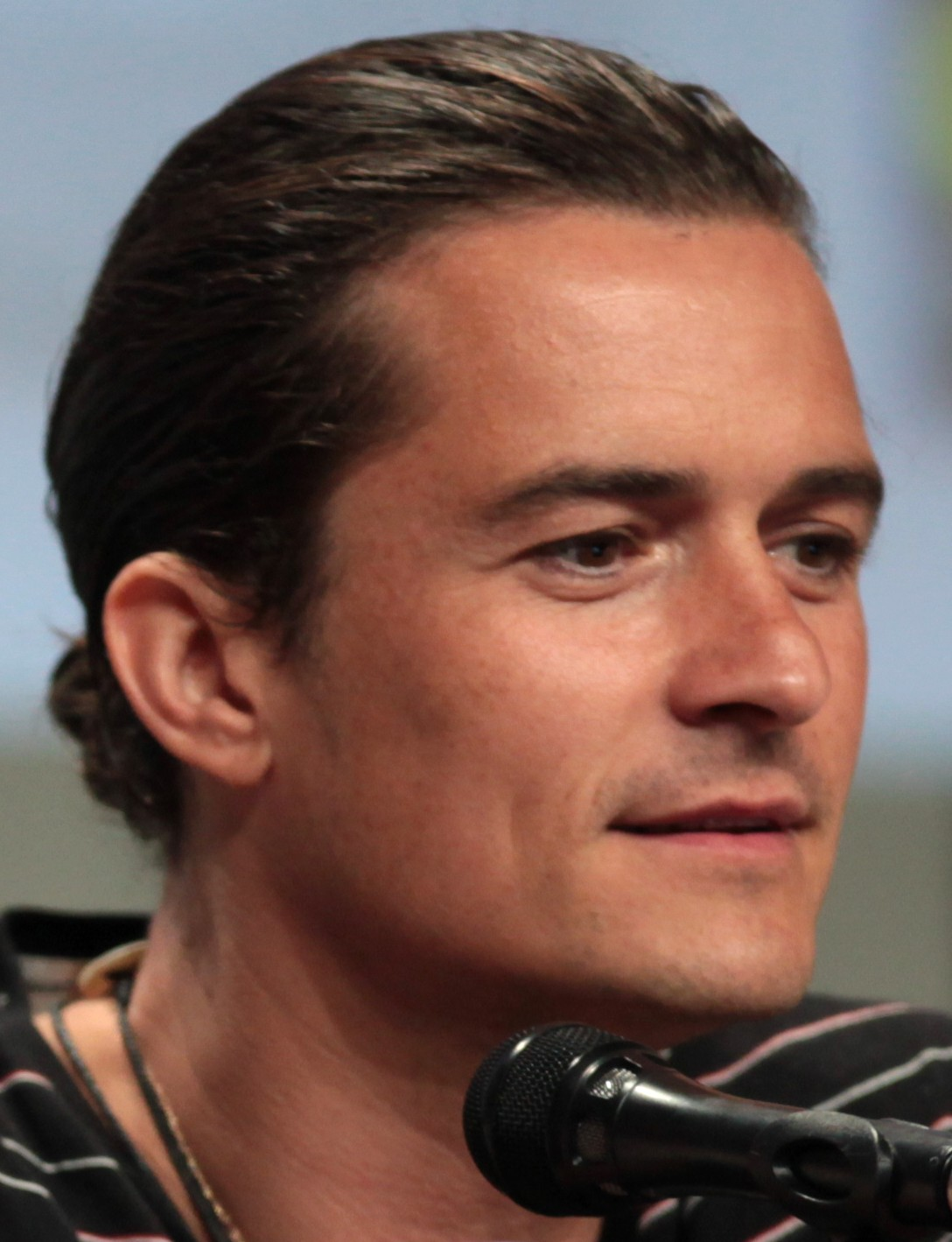 Description Orlando Bloom 2014 Comic Con (cropped).jpg
