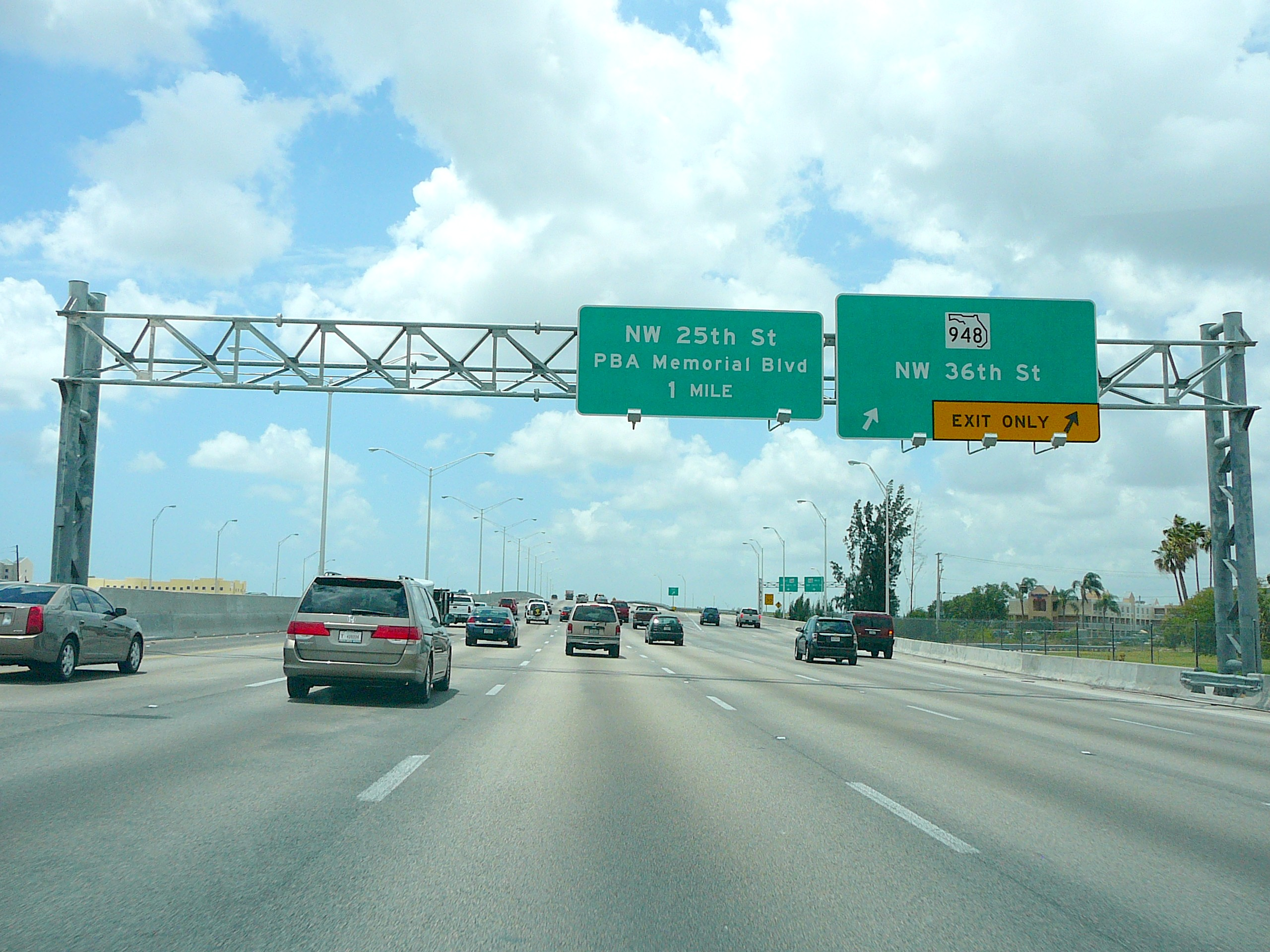West Park To Palm Beach With Traffic