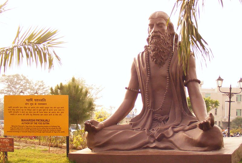 Commentary on Patanjali's Eightfold path of Yoga