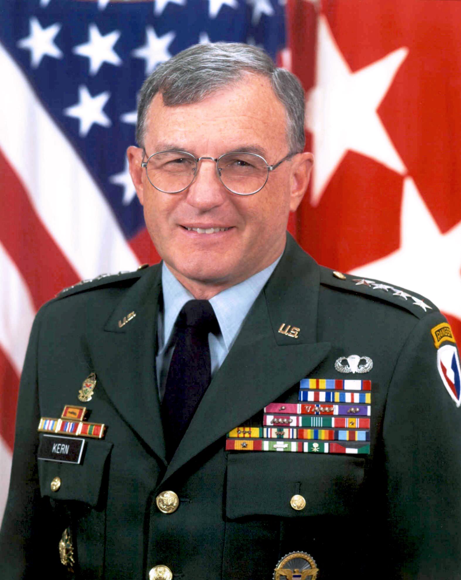 Paul J . Kern