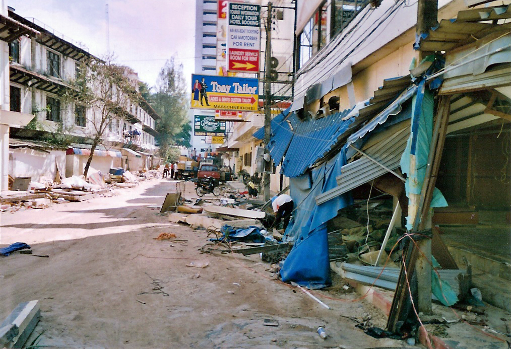 Thailand Natural Disasters