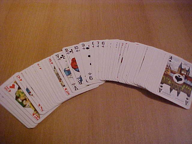 hoeveel jokers zitten er in een kaartspel