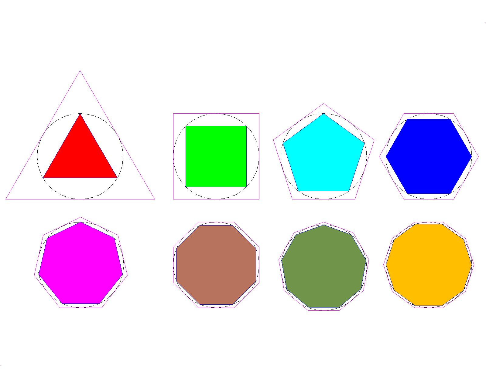 دانلود پاورپوینت فصل 3 سه چندضلعی ها - ریاضی پایه هشتم