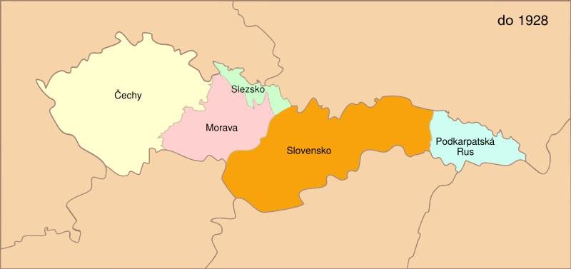 Soubor:První Československá republika do 1928.jpg