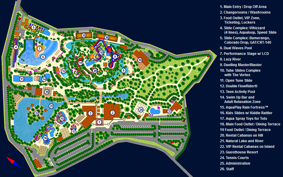 Ramayana Water Park Wikidata