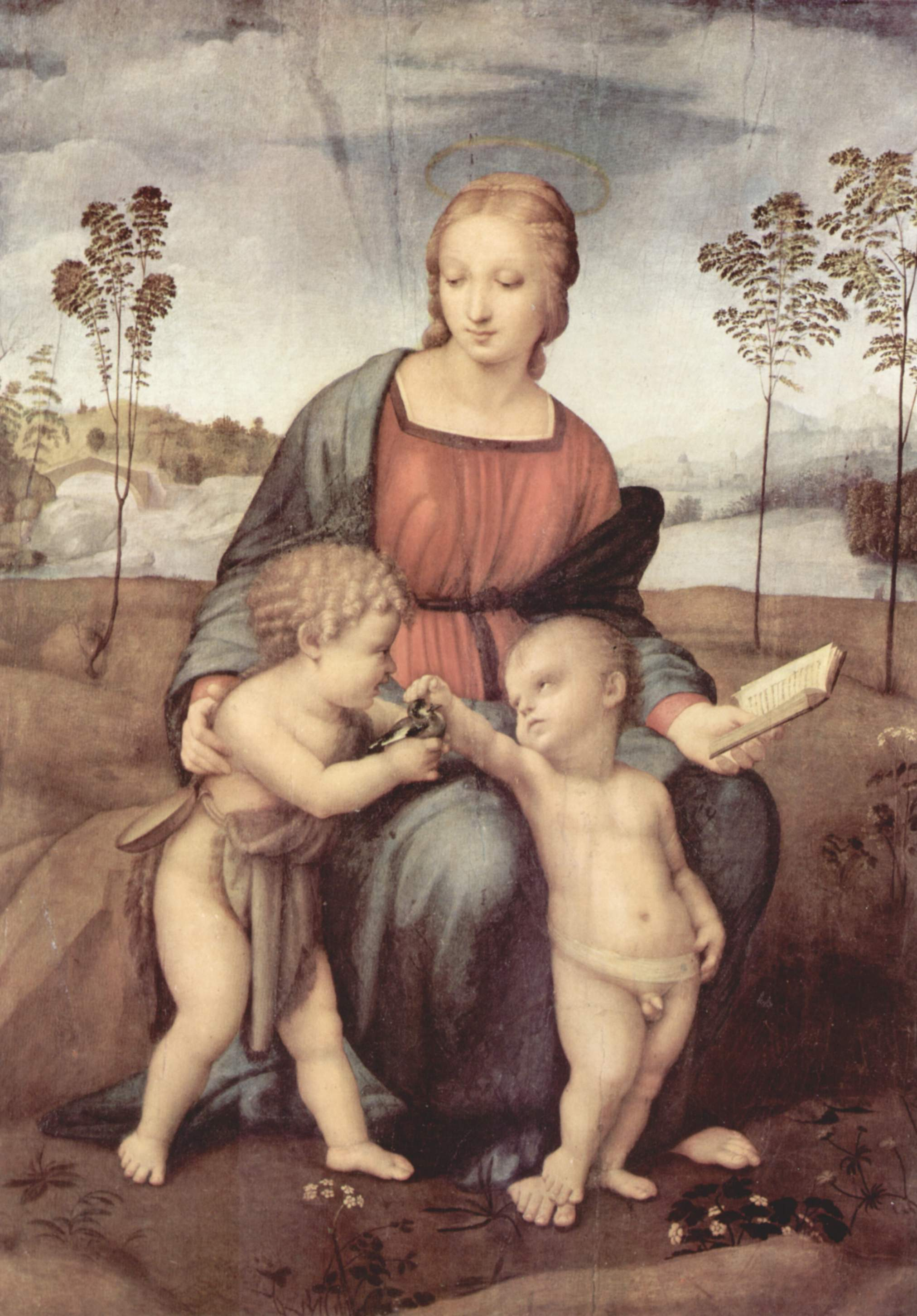 Raphael, Madonna of the Goldfinch