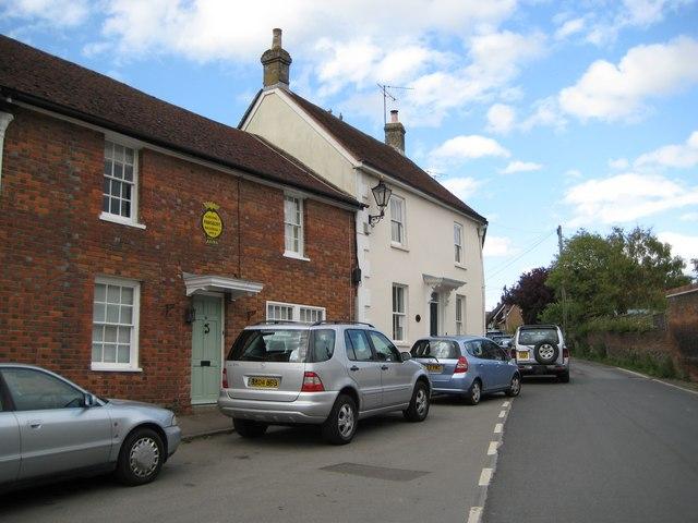 Ramsbury, Oxford Street - geograph.org.uk - 1529749