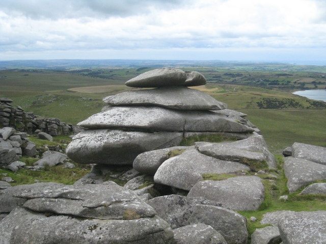 Rough Tor - geograph.org.uk - 924176