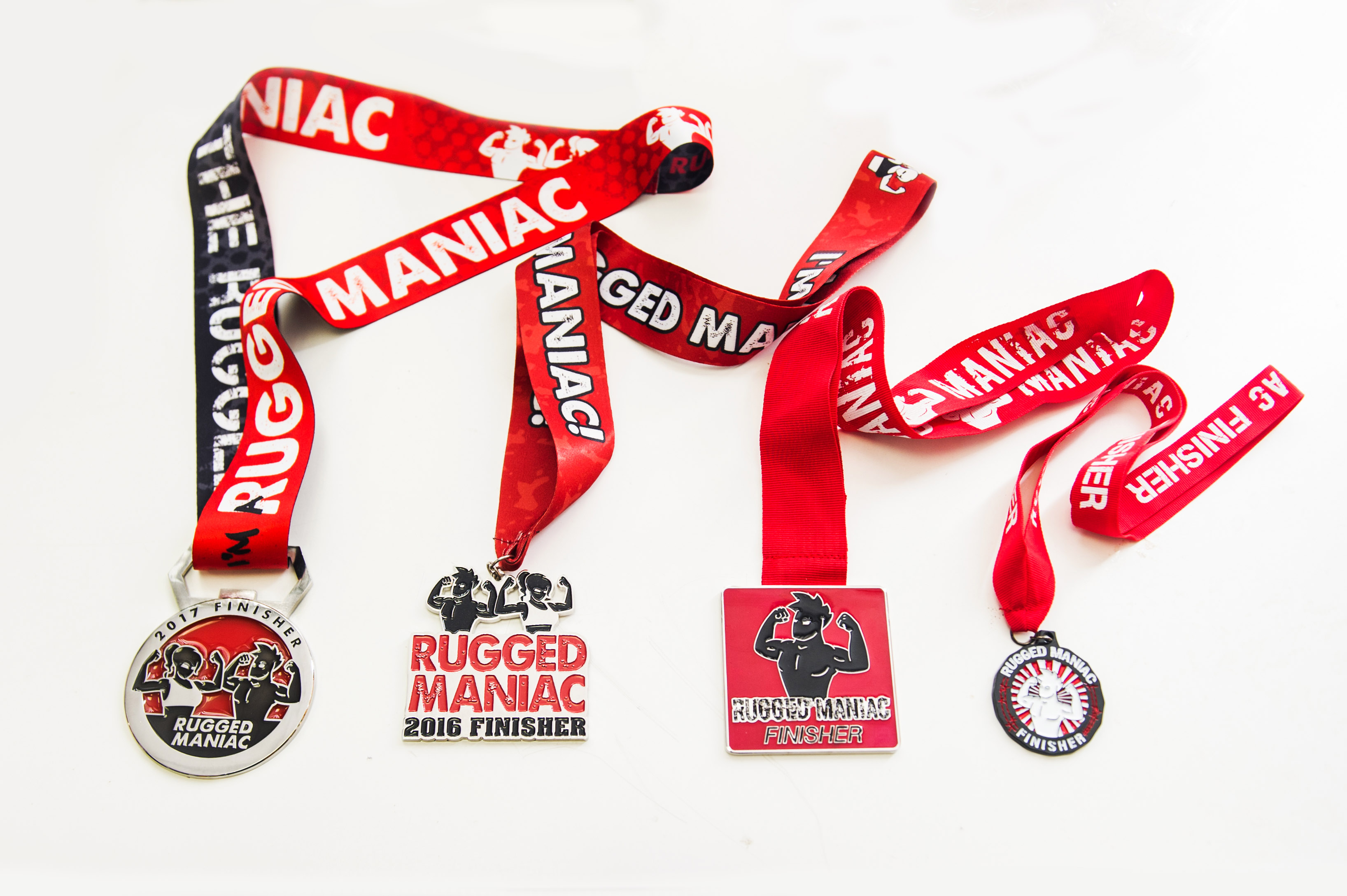 File Rugged Maniac Finisher Medals History 2016 2017 Jpg