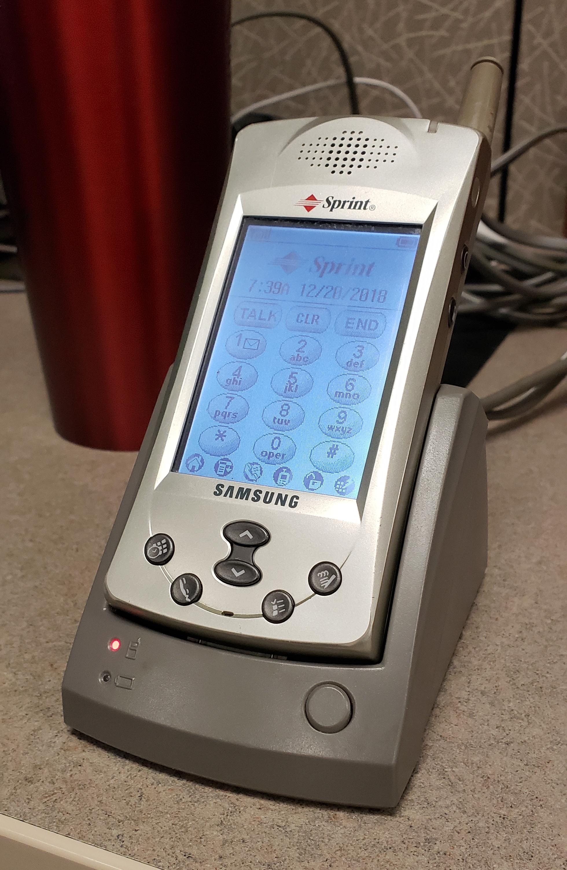 Samsung SPH-i300 - Wikipedia