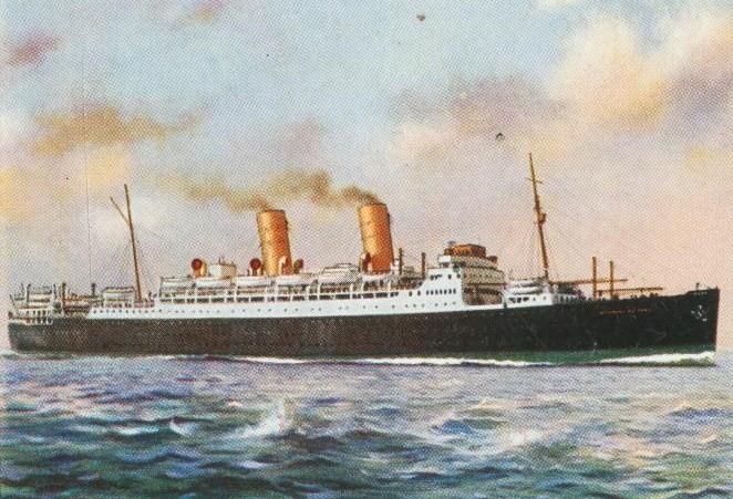 Ss Duchess Of York 1928 Wikipedia