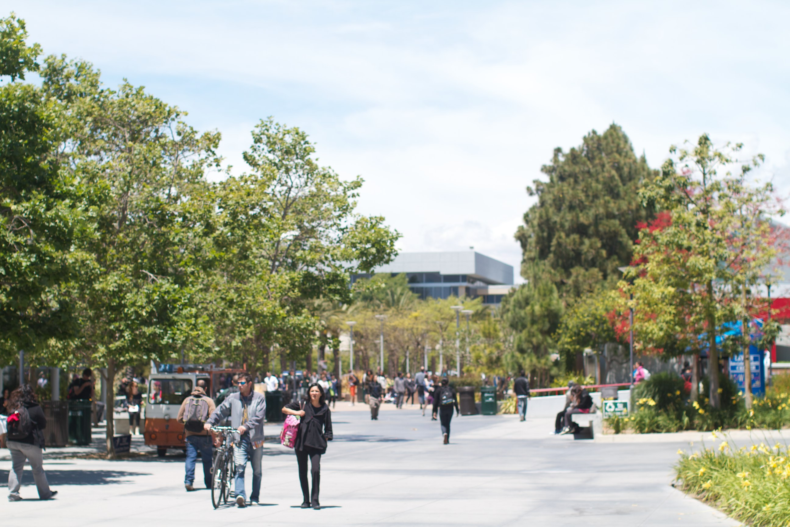 Santa Monica College Campus Tour