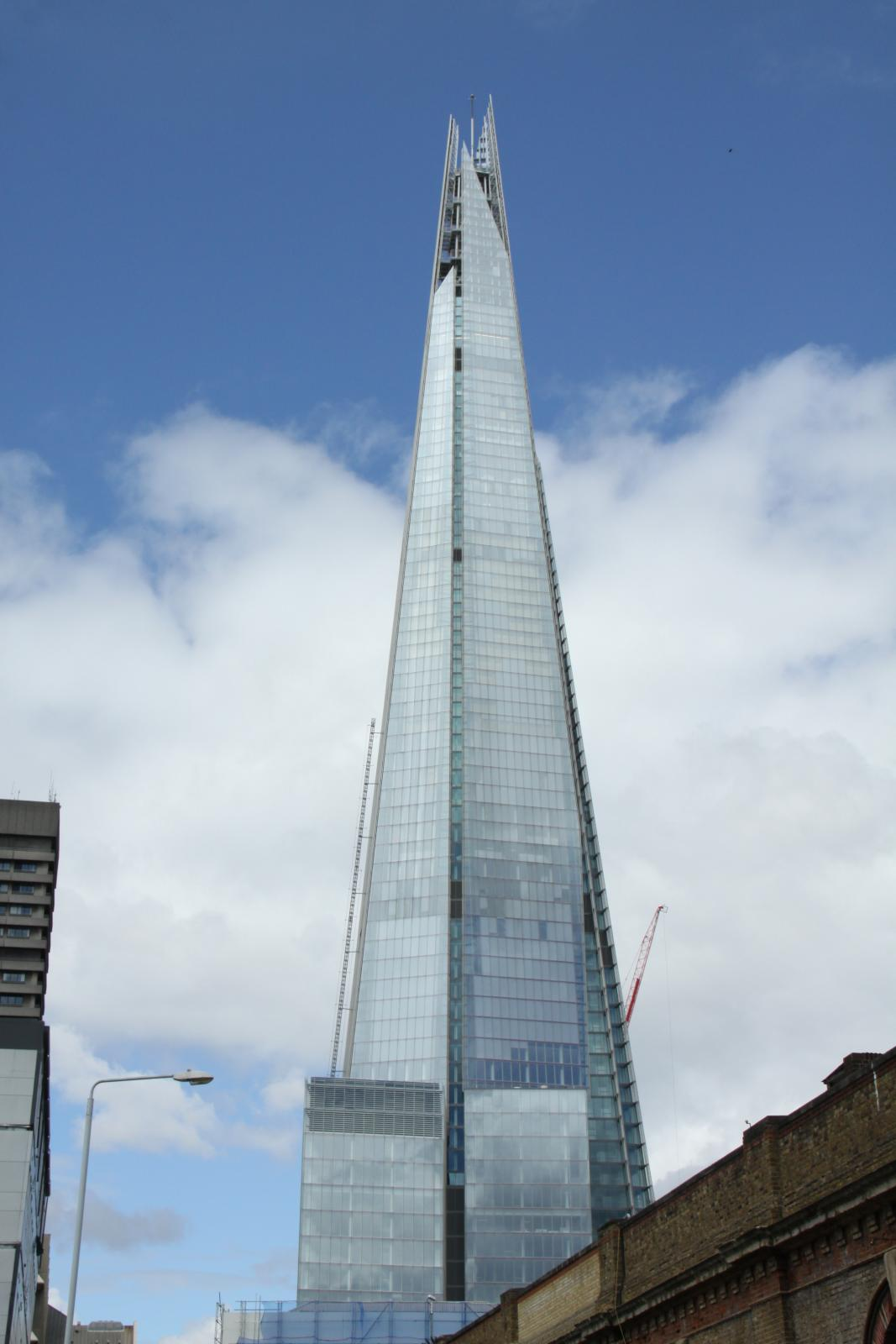 File Shard London Bridge July 2012 2 Jpg Wikimedia Commons