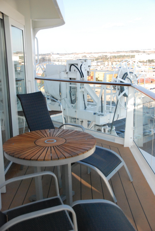 File Sky Suite 1198 Balcony Aboard The Celebrity Equinox
