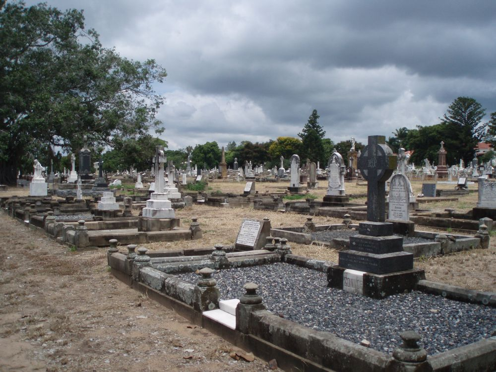 South Rockhampton Cemetery Wikipedia
