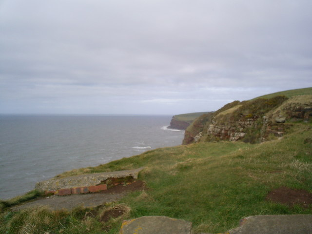 St Bees Head - geograph.org.uk - 769426