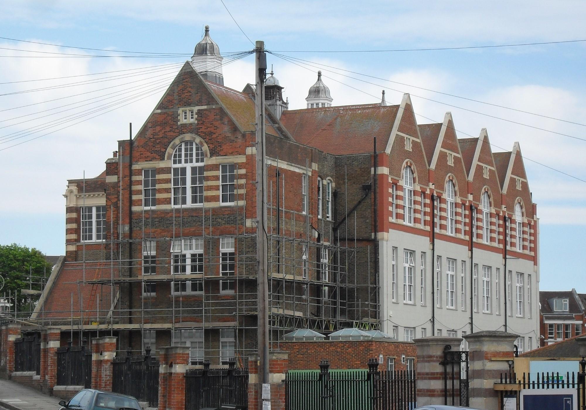 File st luke 39 s school former board school st luke 39 s for School terrace