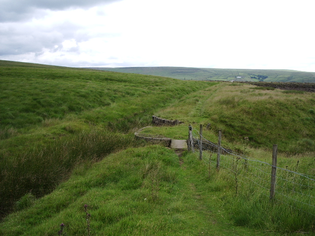 Standedge Trail - geograph.org.uk - 485548