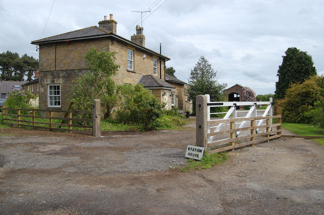 Station House, Gilling East - geograph.org.uk - 1308272