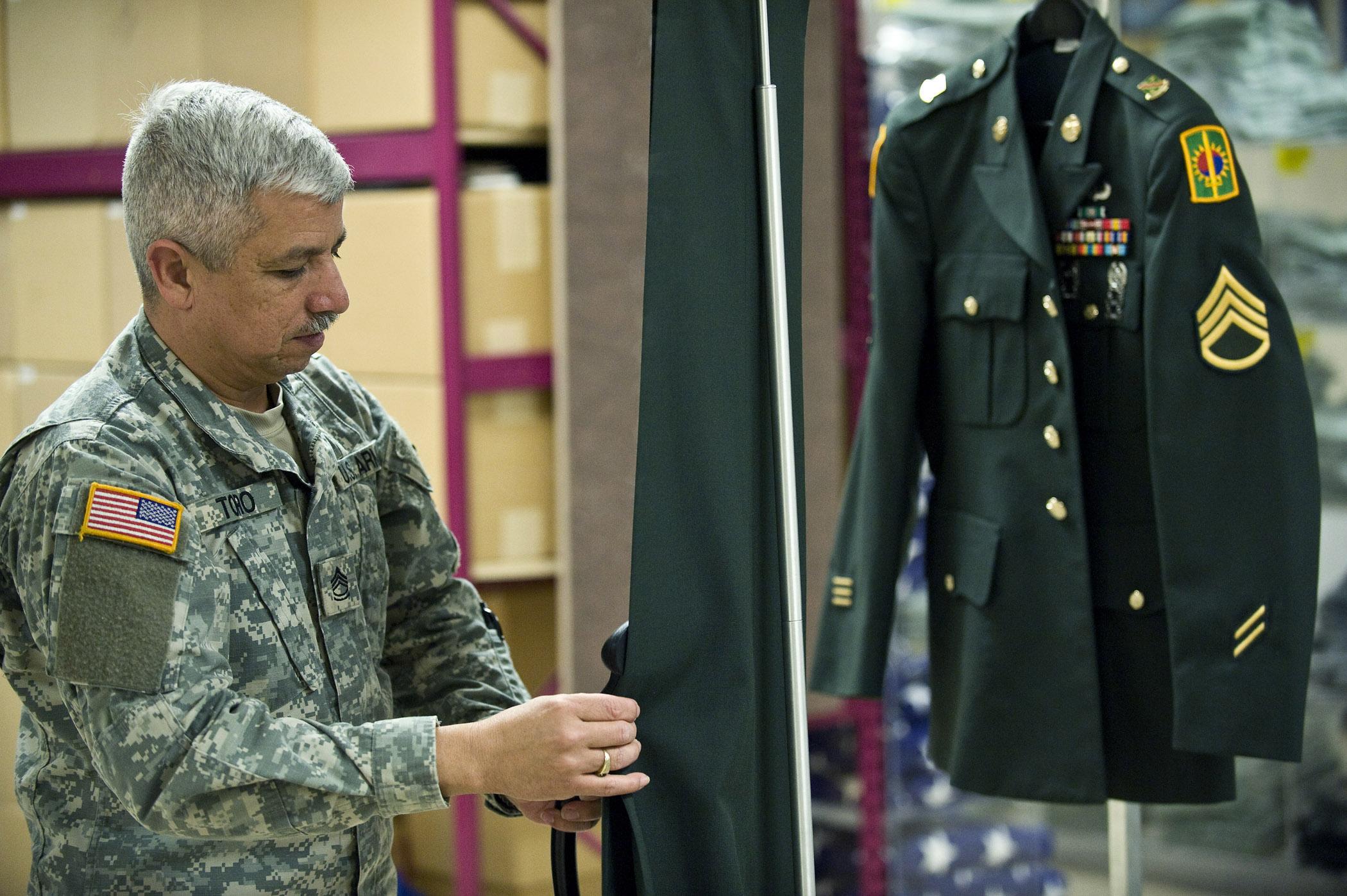 Quartermaster Uniforms Long Beach