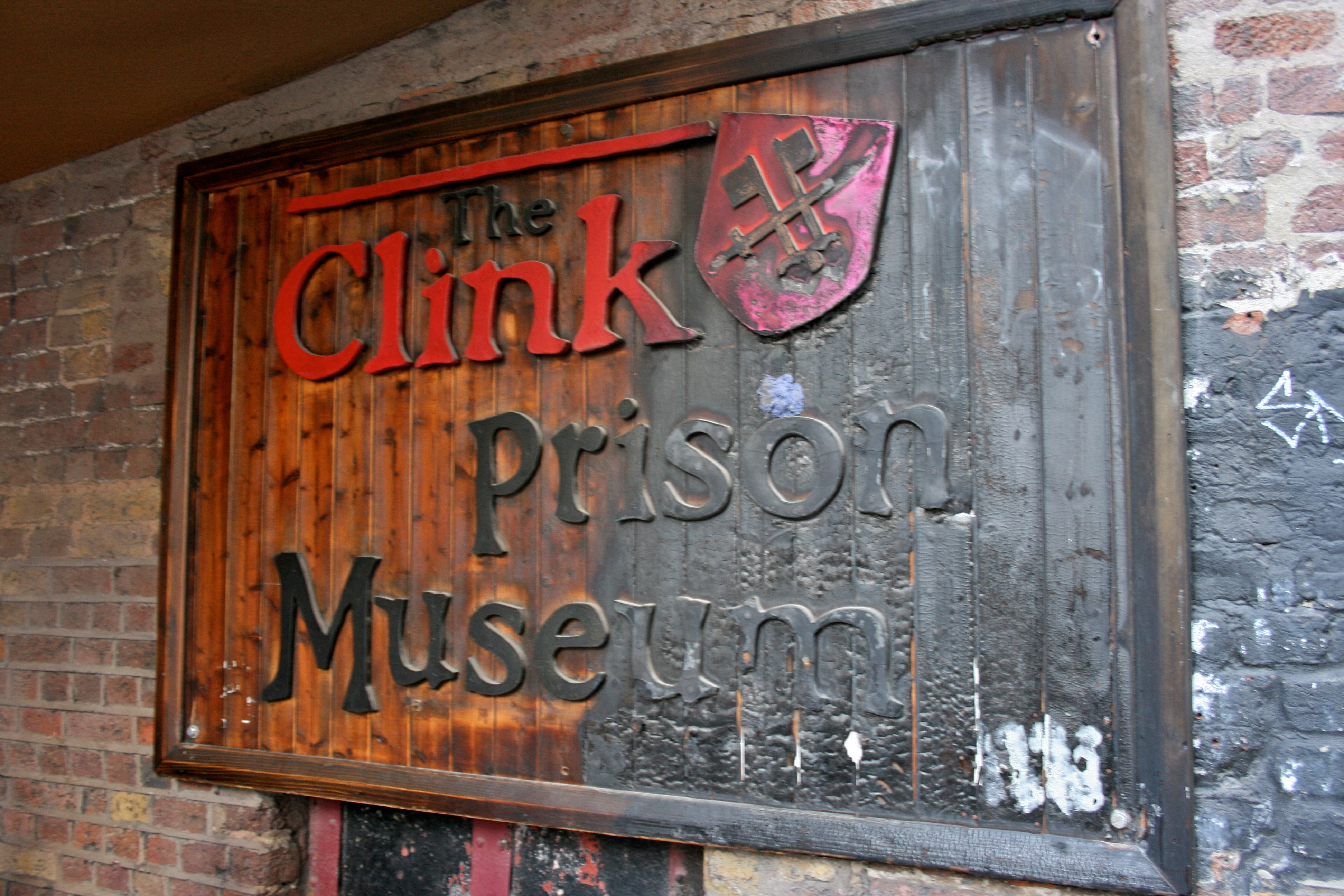 Image result for The Clink Prison Museum
