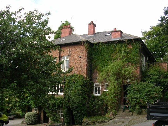 The Croft, Fletcher Moss Gardens - geograph.org.uk - 128816