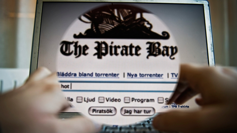 is pirate bay down