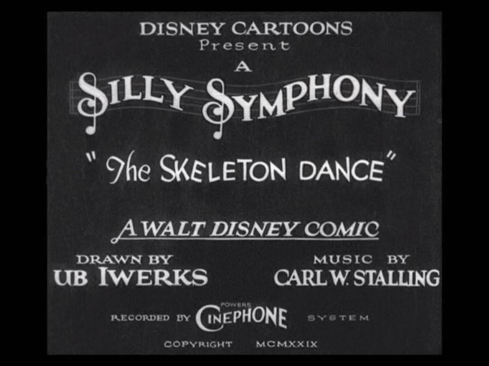 The Skeleton Dance Wikipedia
