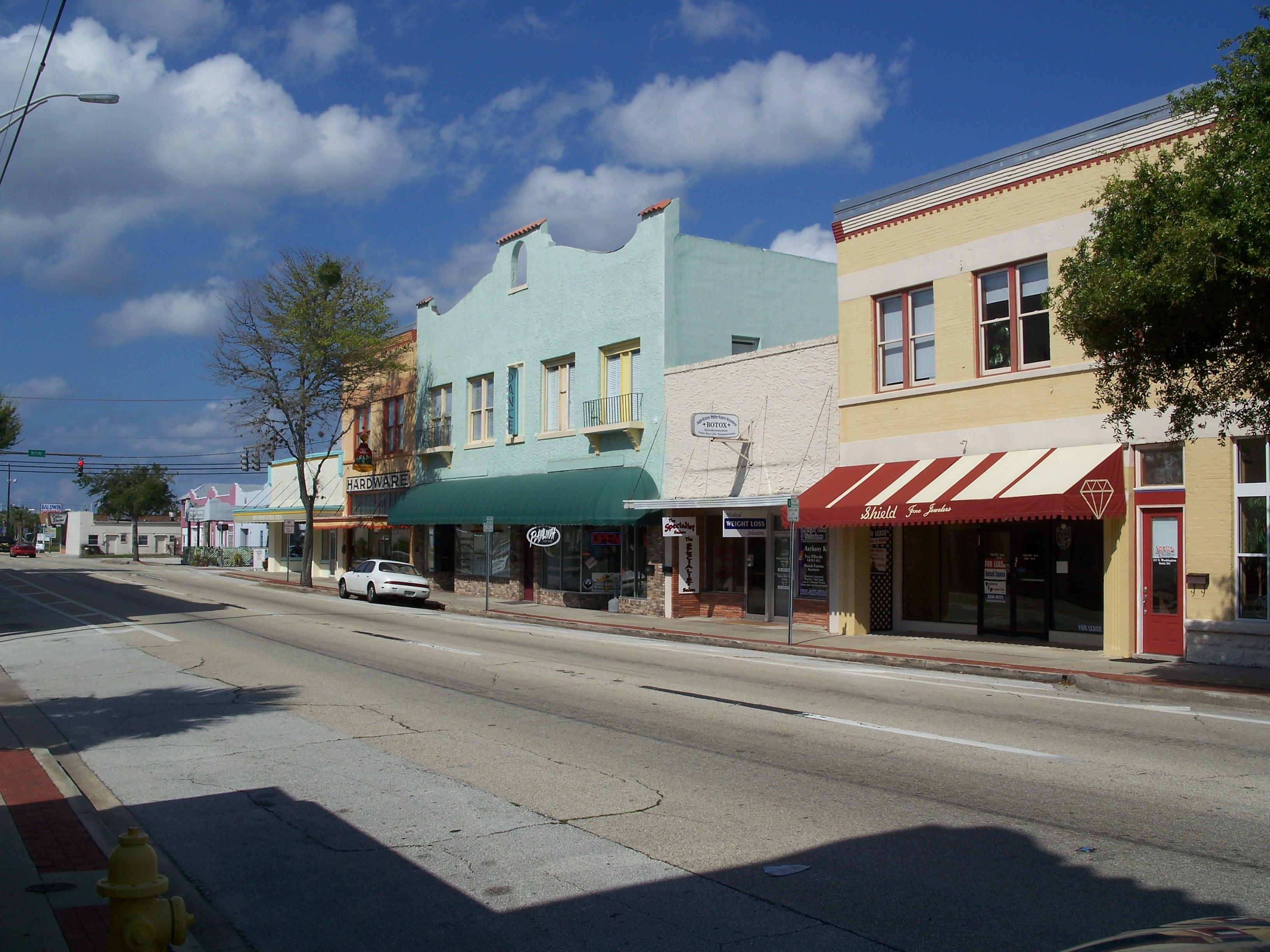 Motel  Titusville Florida